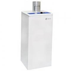 Газовый напольный двухконтурный котел ЖМЗ АКГВ-17,4-3 ЖУК (02) автоматика Италия
