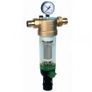 Фильтр тонкой очистки с обратной промывкой Honeywell F76S 1 1/4