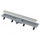 Водоотводящий желоб Alcaplast APZ10 - 550 M Simple