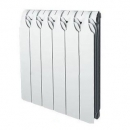 Биметаллический радиатор Sira Gladiator 500 6 секций