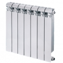 Биметаллический радиатор Global Bimetall Style Extra 500 6 секций