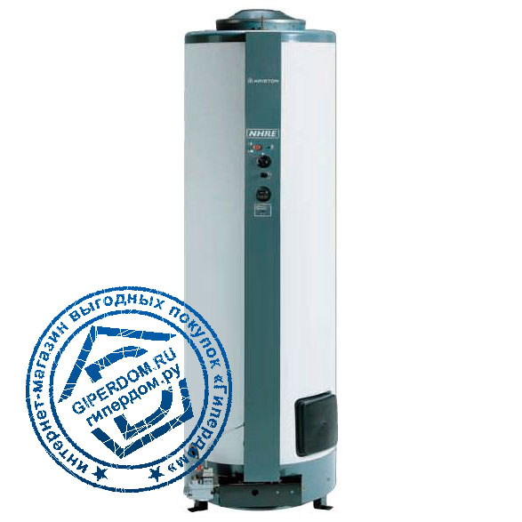 Напольный накопительный газовый водонагреватель Ariston NHRE 90
