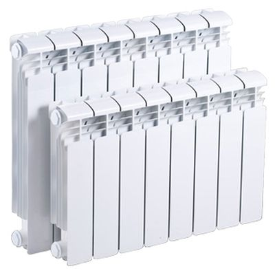 Алюминиевый радиатор Rifar Alum 500 14 секций