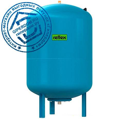 Гидроаккумулятор для водоснабжения Reflex DE 100