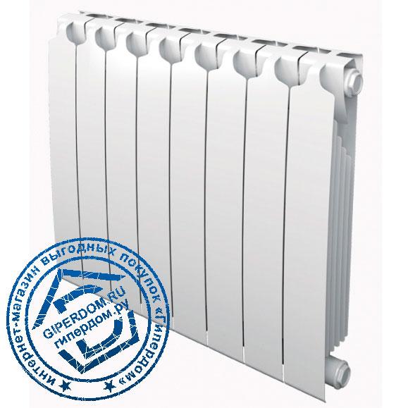 Биметаллический радиатор Sira RS 300 6 секций