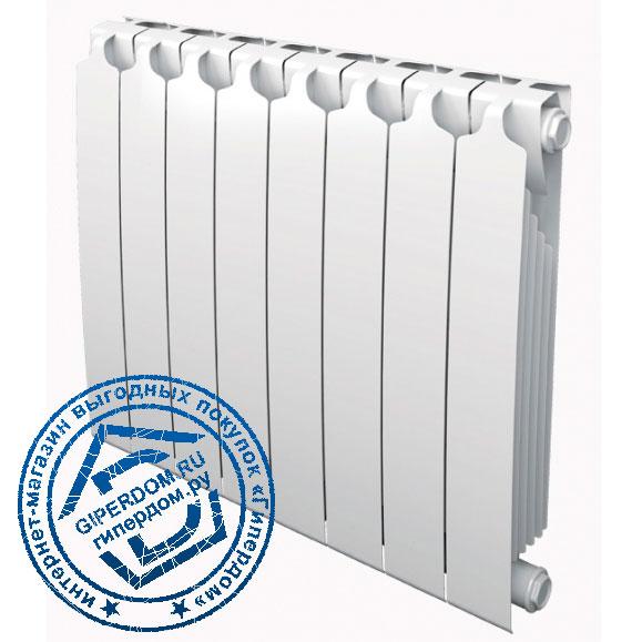 Биметаллический радиатор Sira RS 300 8 секций
