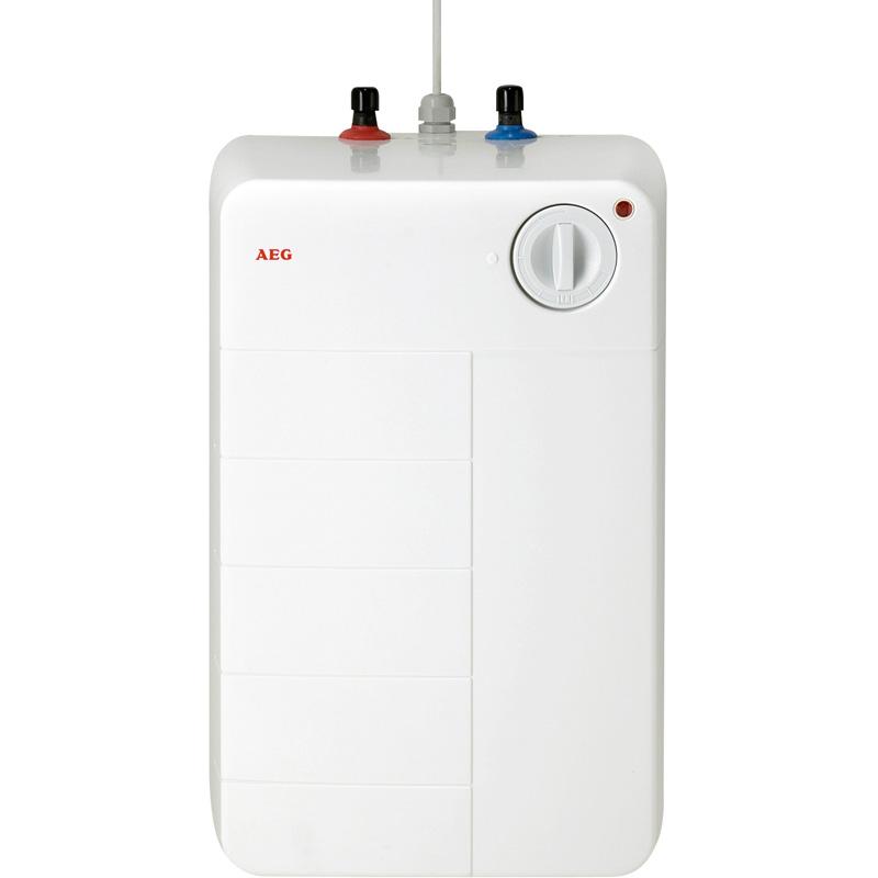 Настенный накопительный водонагреватель AEG EWH 10 mini U