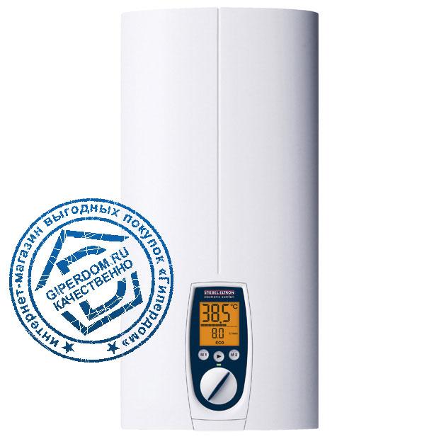Проточный водонагреватель с электронным управлением Stiebel Eltron DHE 27 SLi