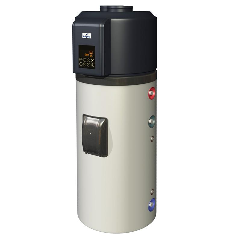 Бойлер с тепловым насосом Hajdu HB 300 C