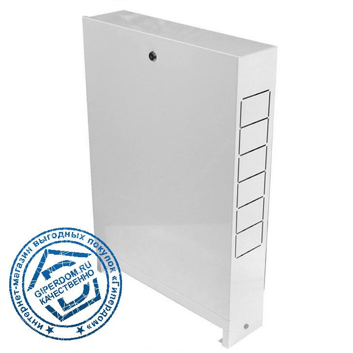 Шкаф коллекторный распределительный наружный Grota ШРН-6