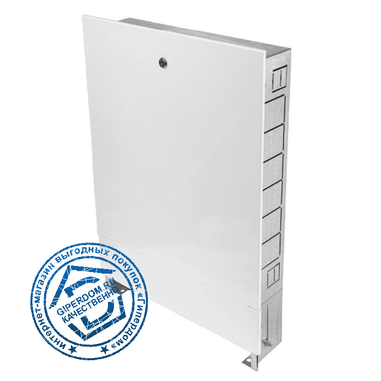 Шкаф коллекторный распределительный встраиваемый Grota ШРВ-5
