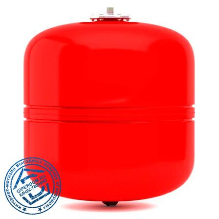 Мембранный расширительный бак для отопления Wester WRV 12