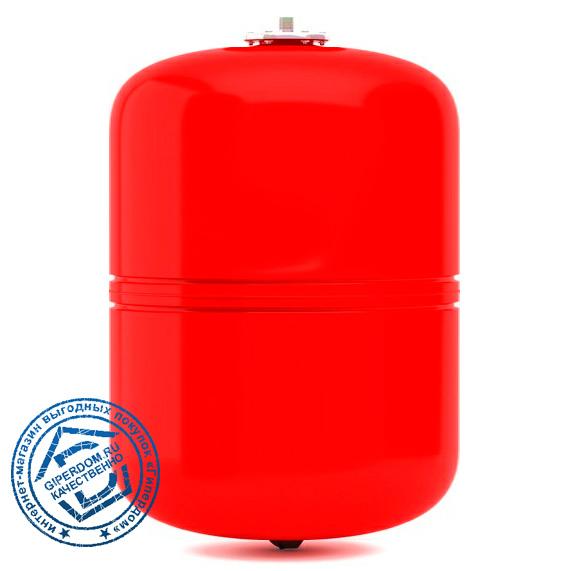 Мембранный расширительный бак для отопления Wester WRV 18