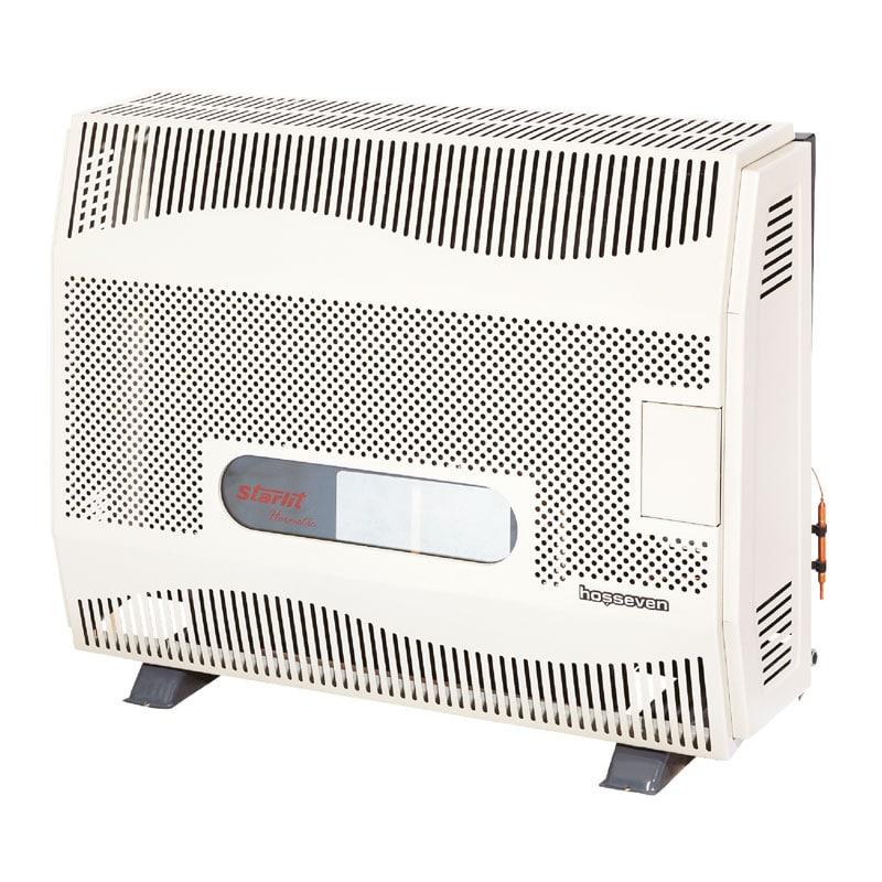 Газовый конвектор со стальным теплообменником Hosseven HHS 9