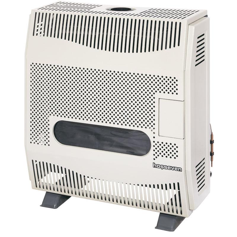 Газовый конвектор со стальным теплообменником Hosseven HBS-9/1