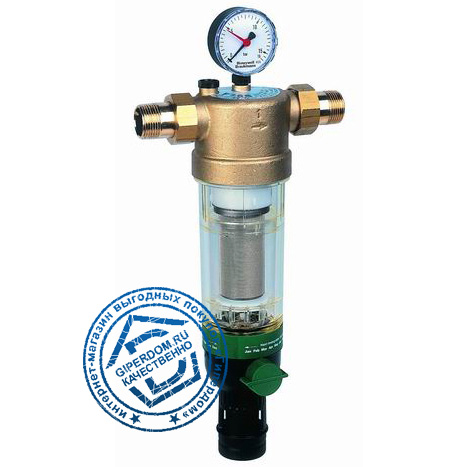 Фильтр тонкой очистки с обратной промывкой Honeywell F76S 2