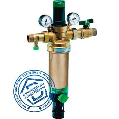 Комбинированный водоразборный узел Honeywell HS10S 1