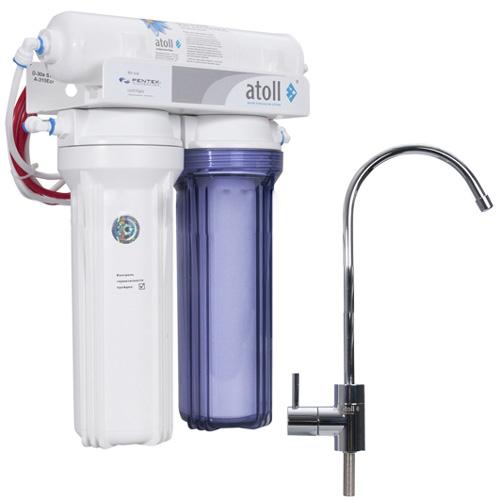 Проточный питьевой фильтр atoll D-30 STD (A-310E)