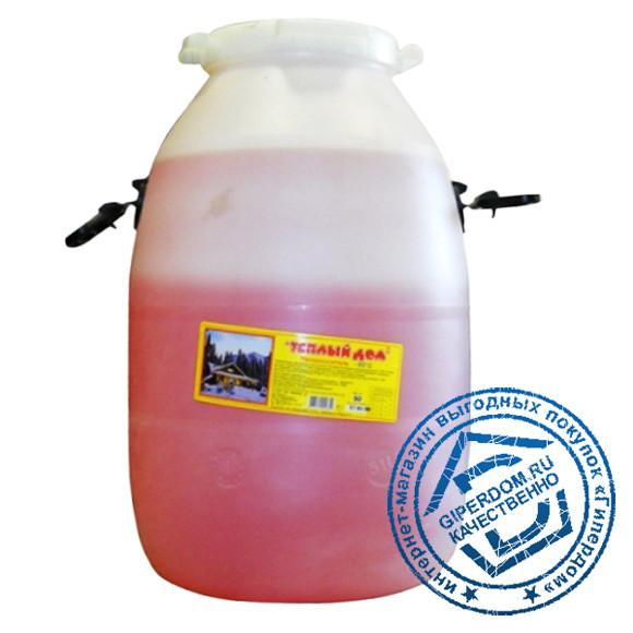 Теплоноситель Теплый Дом 30 (50 кг) - антифриз для отопления