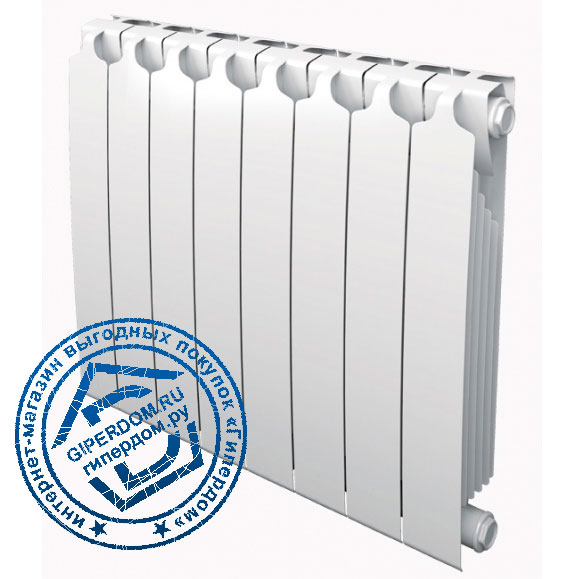 Биметаллический радиатор Sira RS 300 14 секций