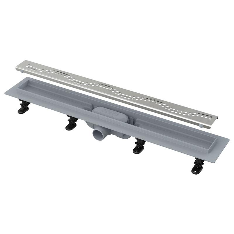 Водоотводящий желоб Alcaplast APZ8 - 850 M Simple