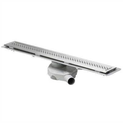 Душевой лоток с решеткой Viega Advantix 619084 (1000 мм)