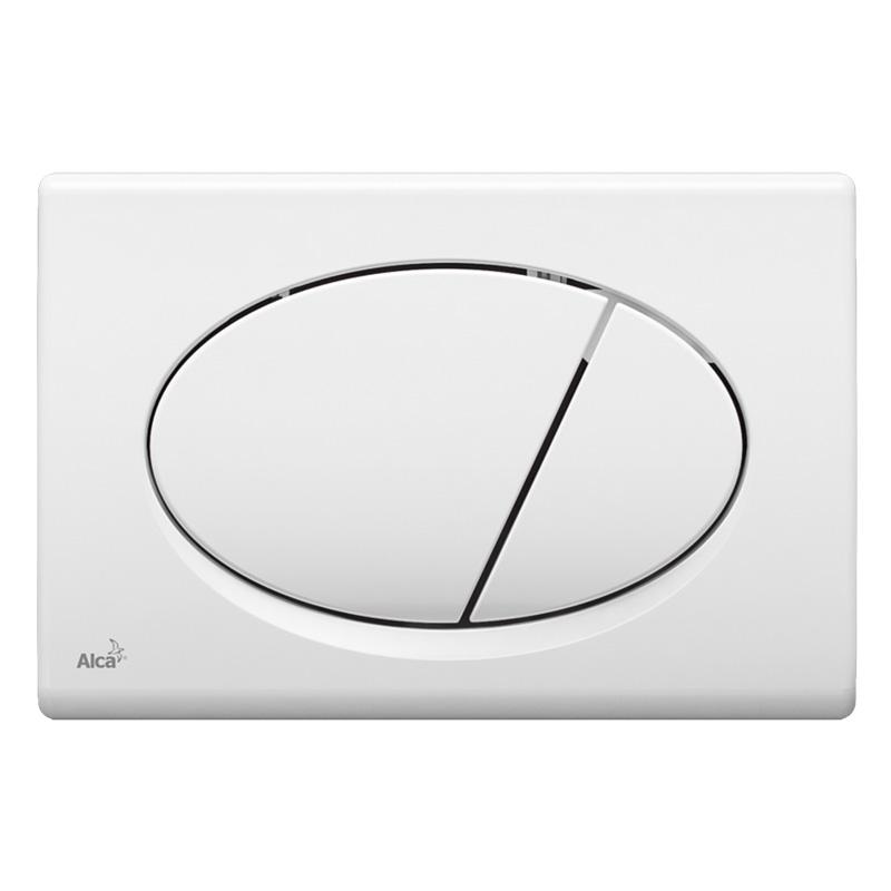 Кнопка управления инсталляциями Alcaplast M70