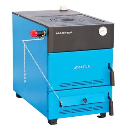 Твердотопливный котел ZOTA Master 32