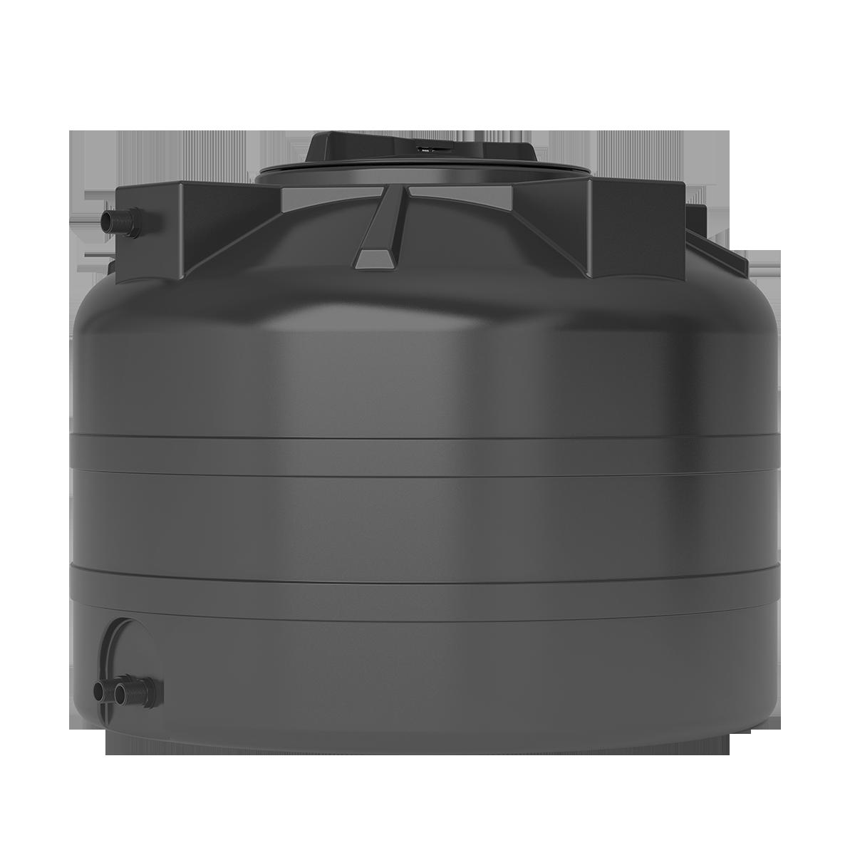 Пластиковый бак для воды Акватек ATV 200 (черный)