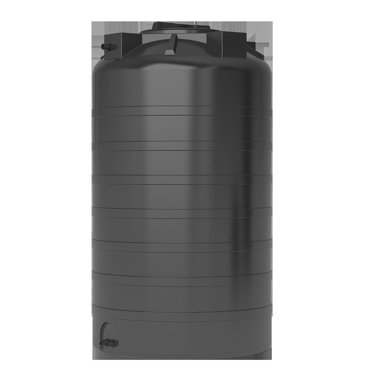 Пластиковый бак для воды Акватек ATV 500 (черный)