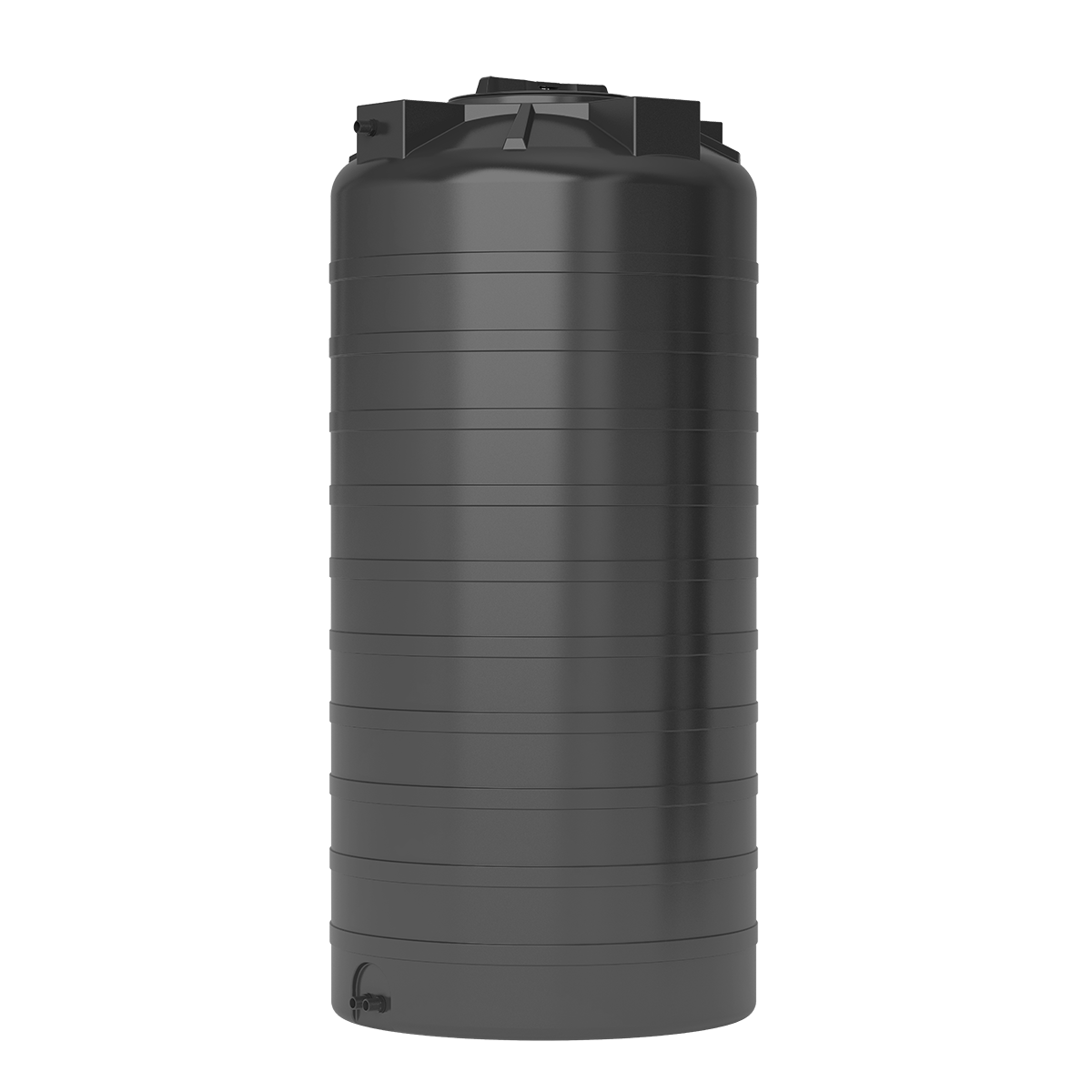 Пластиковый бак для воды Акватек ATV 750 (черный)