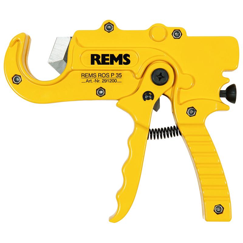 Ножницы для отрезки труб Rems РОС П 35 (291220)