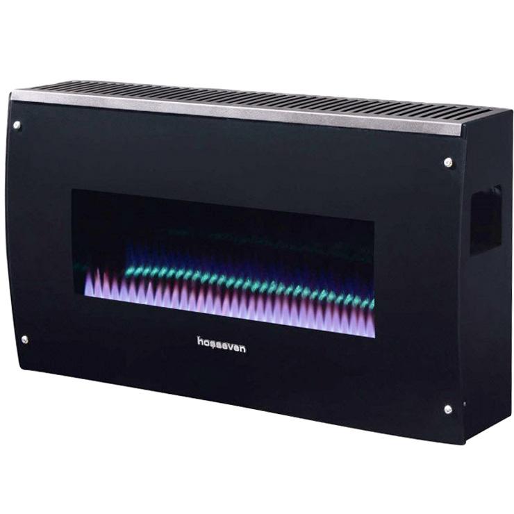 Газовый настенный дизайнерский конвектор Hosseven HP-5
