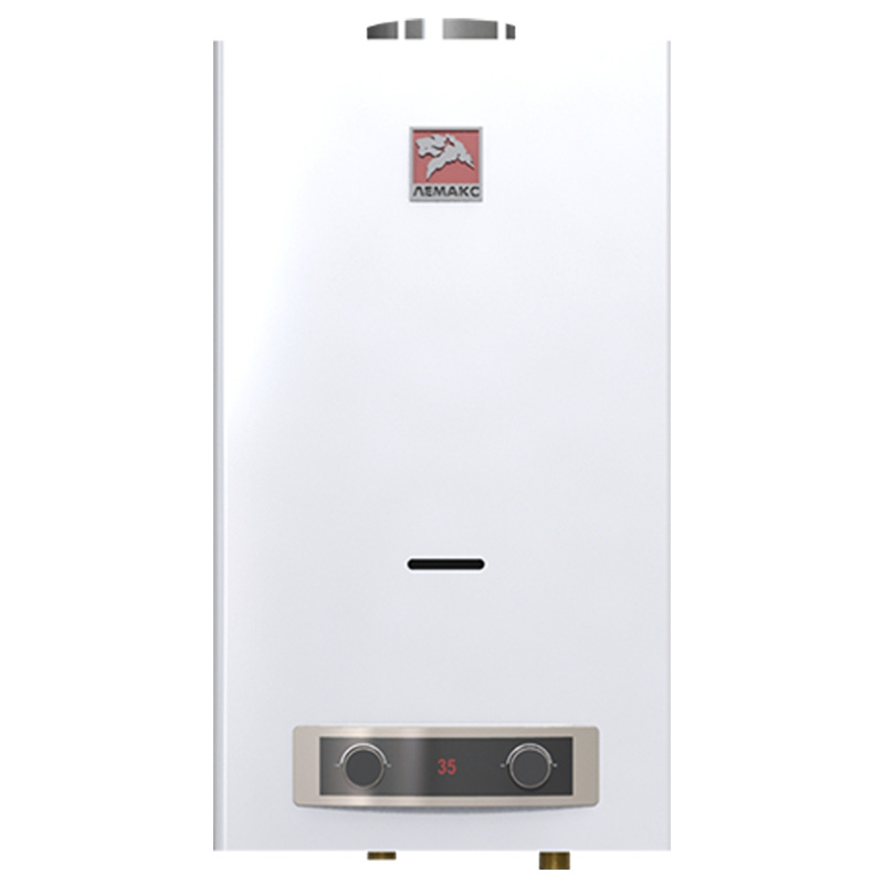 Газовый проточный водонагреватель Лемакс Альфа Евро-24