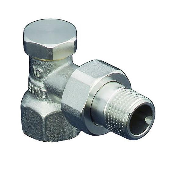 Вентиль на обратную подводку Oventrop Combi 2 1/2 угловой [1091062]