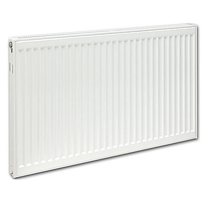 Стальной панельный радиатор Axis Ventil 22/500/600 нижнее подключение
