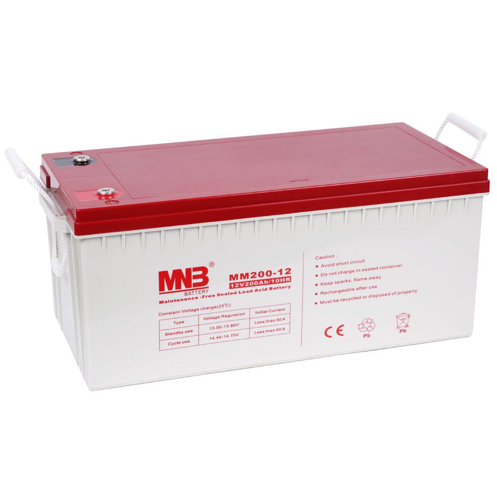 Аккумуляторная батарея MNB MM 200-12