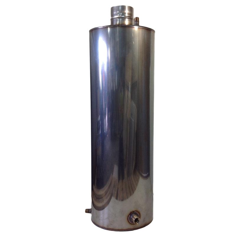 Бак ЭКО-Н 110 литров нержавейка