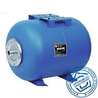 Гидроаккумулятор горизонтальный Джилекс 24Г