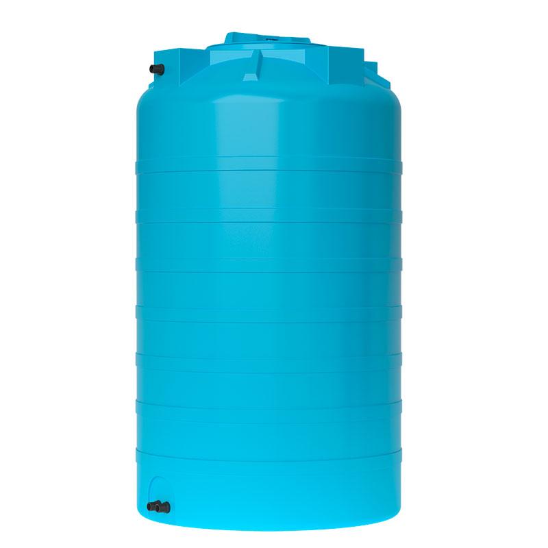 Пластиковый бак для воды Акватек ATV 500 (синий)