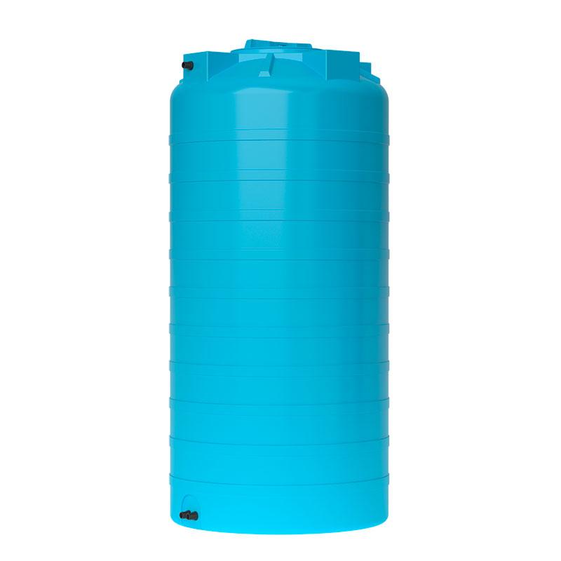 Пластиковый бак для воды Акватек ATV 750 (синий)