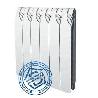 биметаллический радиатор Sira Gladiator 350 4 секции