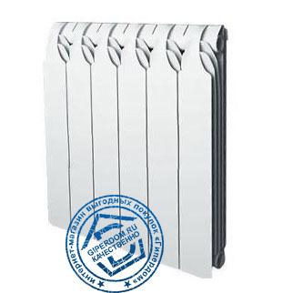 Биметаллический радиатор Sira Gladiator 350 8 секций