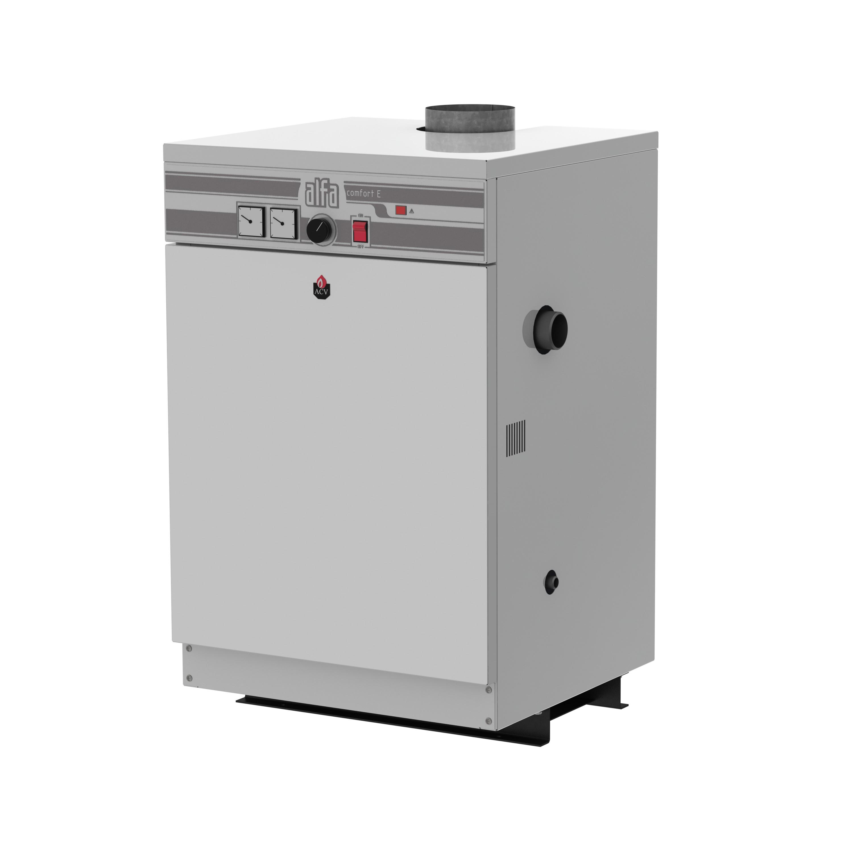 Газовый чугунный котел с атмосферной горелкой ACV Alfa Comfort E 65 v15