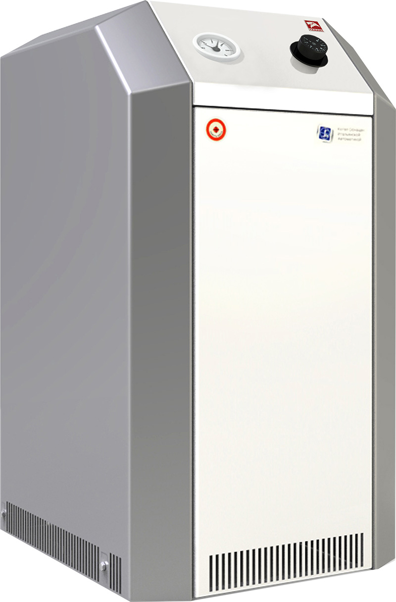Газовый напольный котел Лемакс Премиум 35В