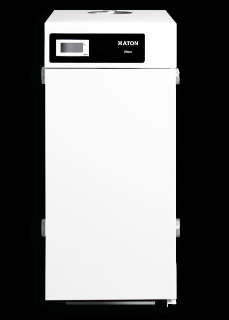 Напольный газовый котел Aton Atmo 25 ЕМ