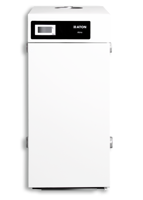 Напольный газовый котел Aton Atmo 30 ЕМ