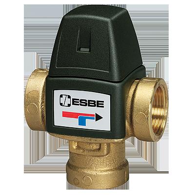 Термостатический смесительный клапан ESBE VTA321 20-43 3/4