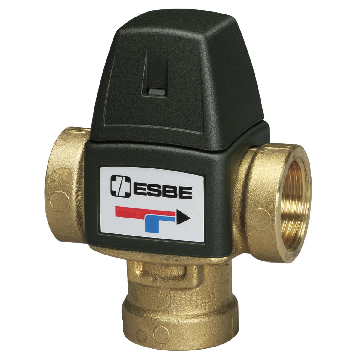 Термостатический смесительный клапан ESBE VTA321 35-60 1/2
