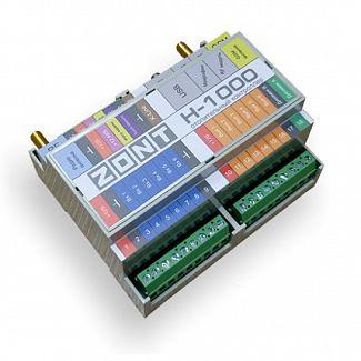 Универсальный отопительный контроллер Эван Zont H 1000